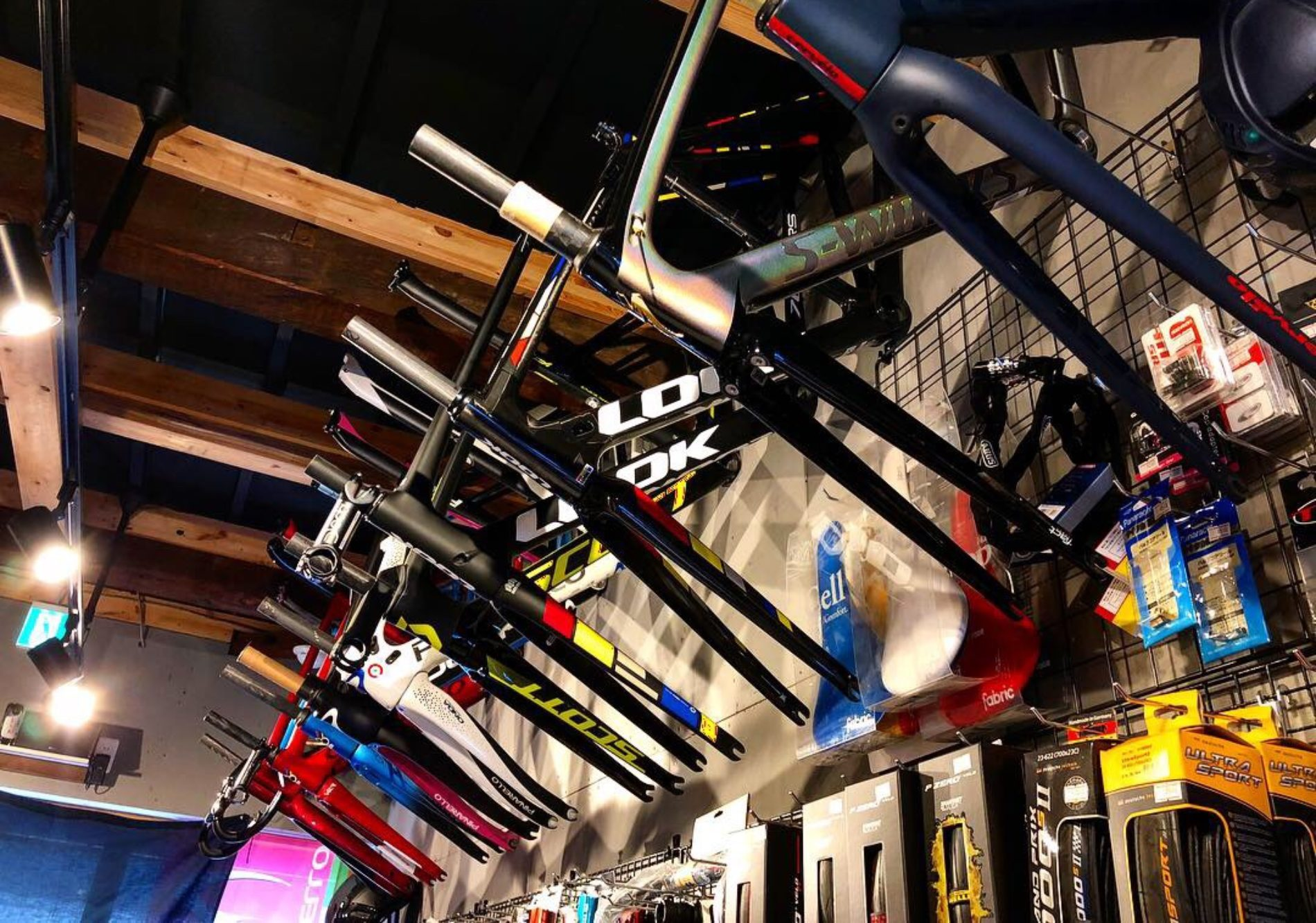 BICYCLE STUDIO R-FACTORY